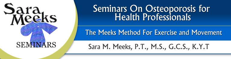The Meeks Method | Sara Meeks Seminars